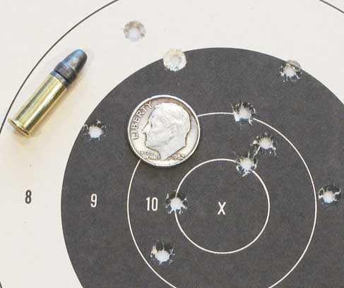 Daisy model 8 target 2