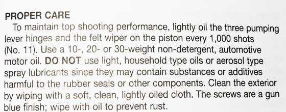 Daisy 880 manual