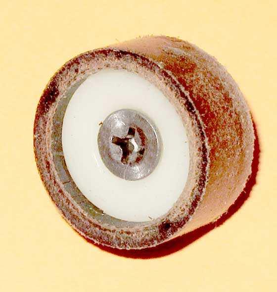 leather piston seal