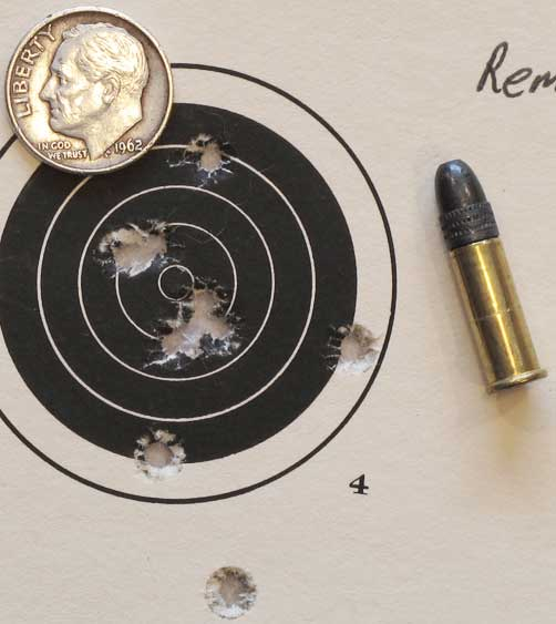 Remington Target group