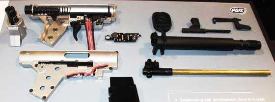 airsoft parts
