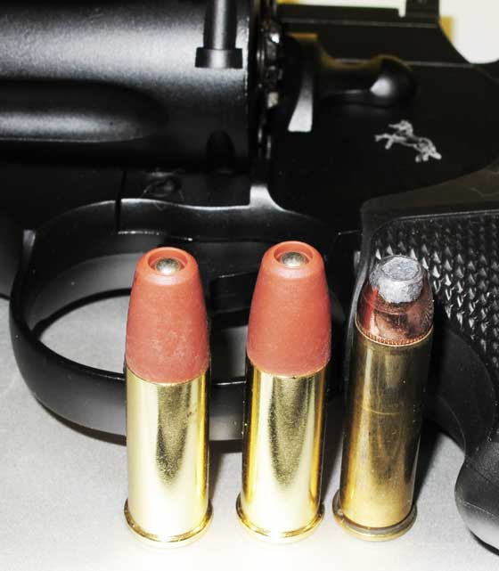 Colt Python BB revolver cartridges