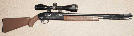UTG 3-9X40 scope