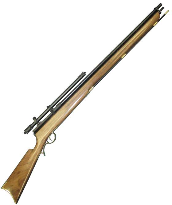 Paulus rifle