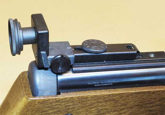 Diana model 72 target air rifle