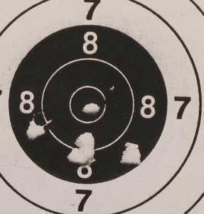 Daisy 880 Daisy BB target