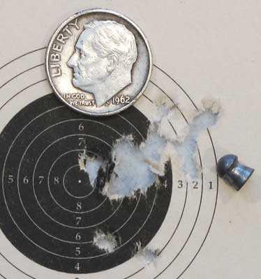 Daisy 880 Premier target