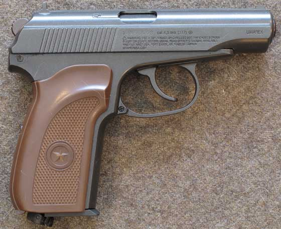 Umarex Legends Makarov Ultra BB pistol