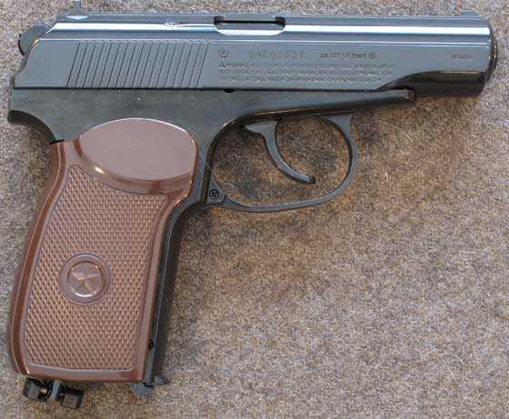 Umarex Makarov BB gun