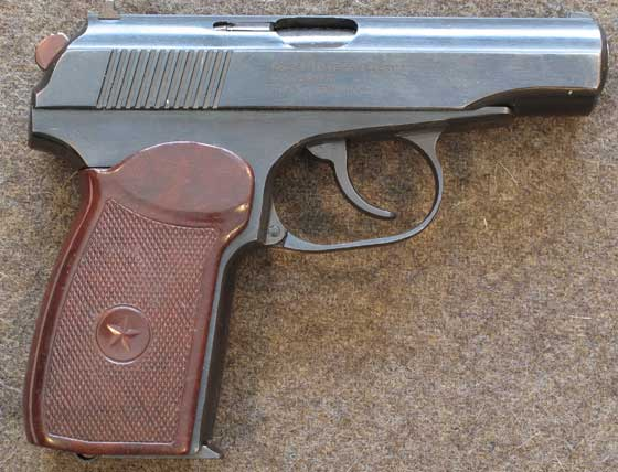 Umarex Legends Makarov Ultra BB pistol Makarov firearm