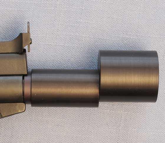 R A I  Adjustable AR Adapter for Crosman 2240 pistols: Part