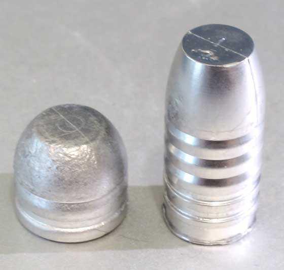 lead bullet comparison