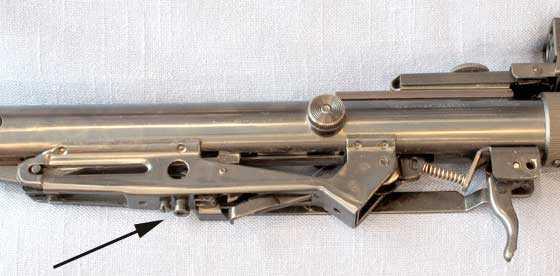 Diana 72 trigger left