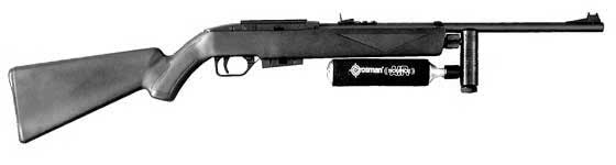 Crosman 1077 CO2 rifle