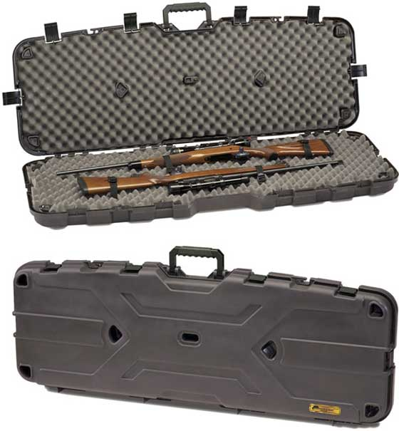 Plano Pro Max Double Scoped Rifle Case