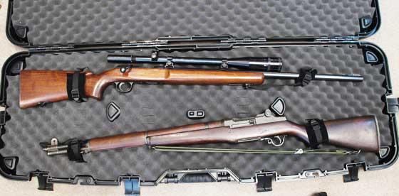 Plano Pro Max Double Scoped Rifle Case 2 Rifles