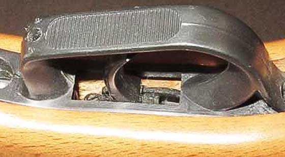 El Gamo 300 trigger