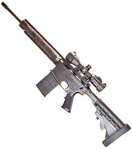 Winchester MP4