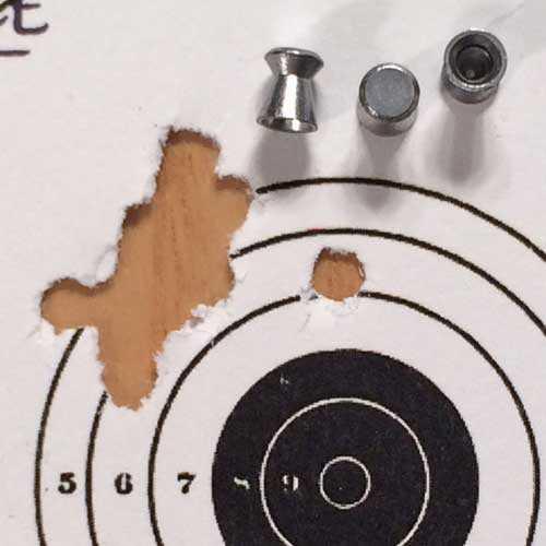 Winchester MP4 CO2 rifle Finale Pistol