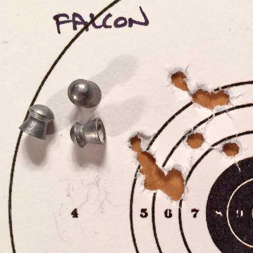Winchester MP4 CO2 rifle Falcon