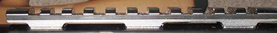 Benjamin Trail Nitro Piston 2 scope base welds