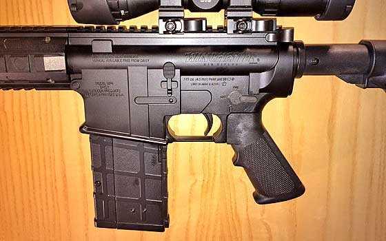 Winchester MP4 CO2 rifle