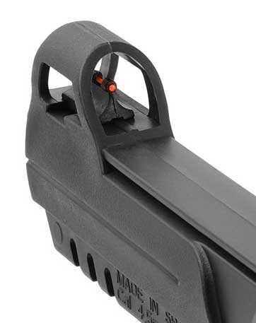 Gamo P900 IGT air pistol front sight