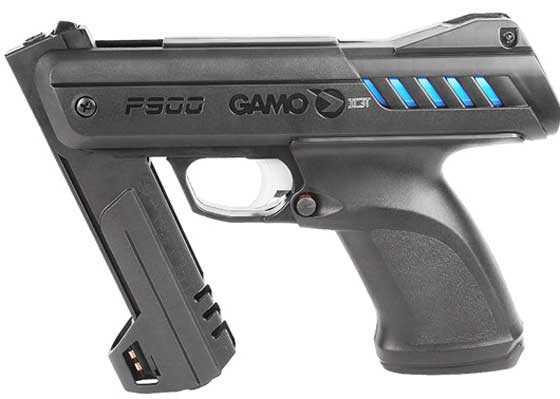 Gamo P900 IGT air pistol cocked