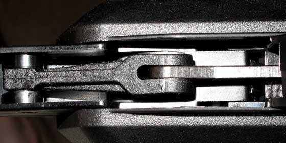 Gamo P900 IGT air pistol cocking linkage