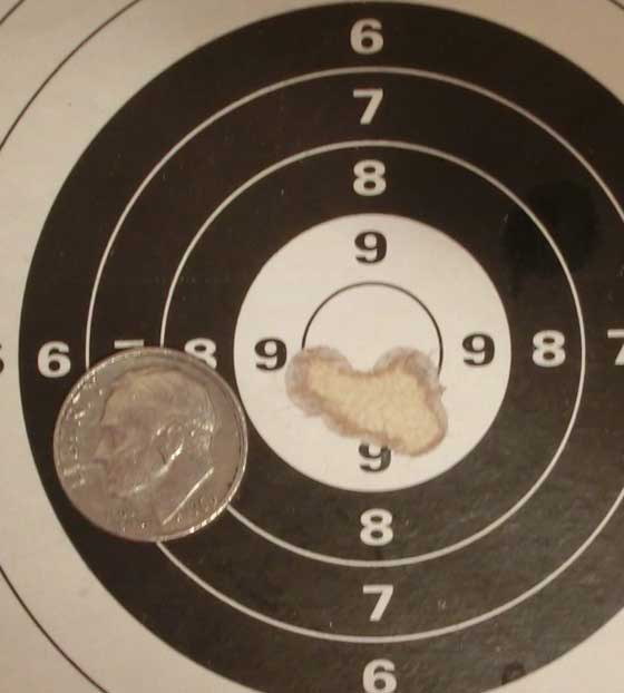 BSA Scorpion SE  JSB King 20 yards