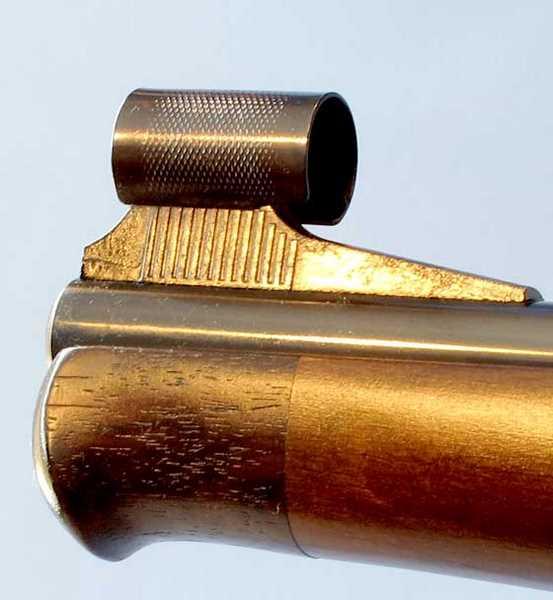 BSA Airsporter Stutzen muzzle