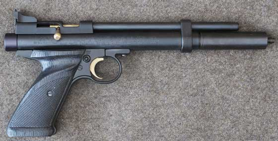 Crosman 2240 air conversion