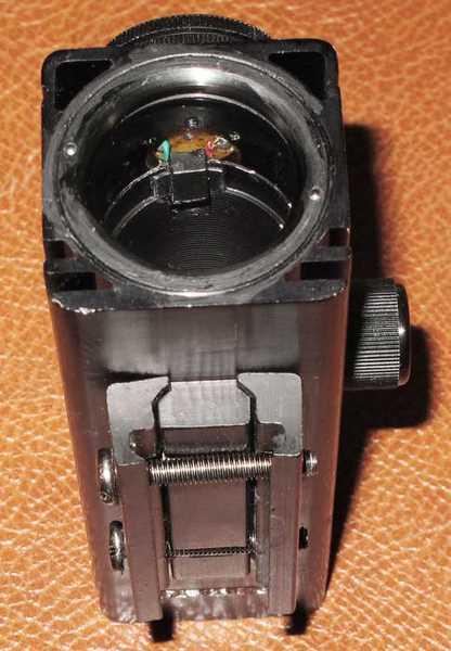 Tech Force 90 dot sight Weaver base