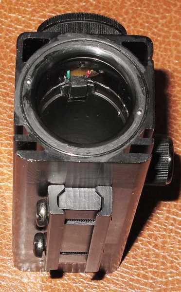 Tech Force 90 dot sight 11mm base