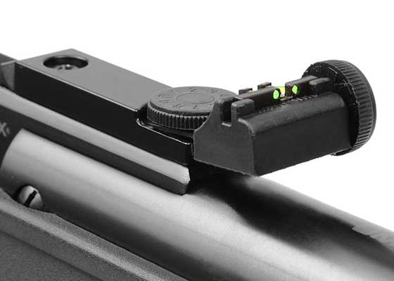 Umarex Fuel air rifle rear sight