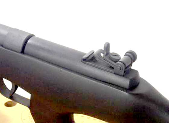 Rossi Sport 82 rear sight