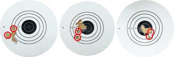 Winchester MP4 CO2 rifle Last 2 Shots