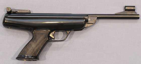 BSA rifle dating