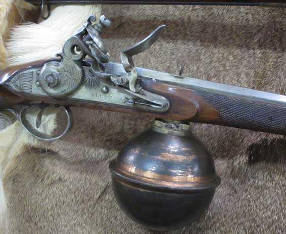 Hannusch gun detail