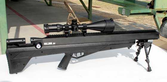 Bulldog 357