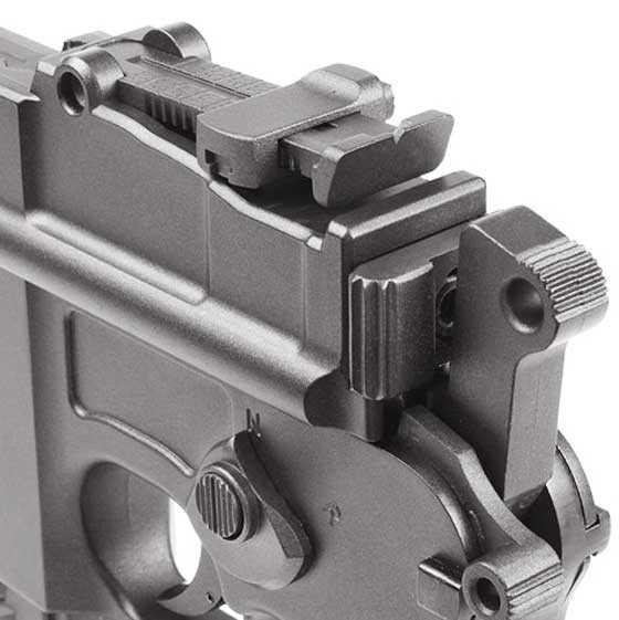 Legends M712 full-auto CO2 BB pistol: Part 1   Air gun blog
