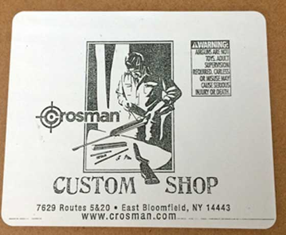 Crosman2400KT Custom Shop
