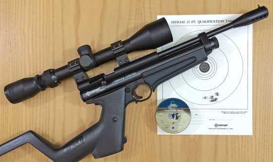 Crosman's 2400KT carbine: Part 3   Air gun blog - Pyramyd Air Report