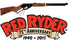 Daisy Red Ryder 75th Anniversary BB gun