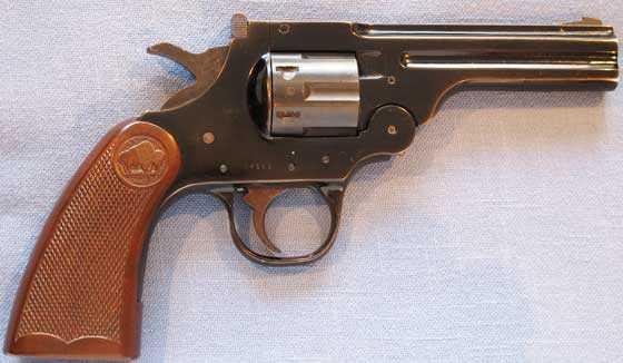 Thunderbird revolver