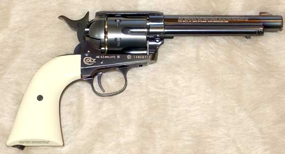 Colt Single Action Army BB revolver