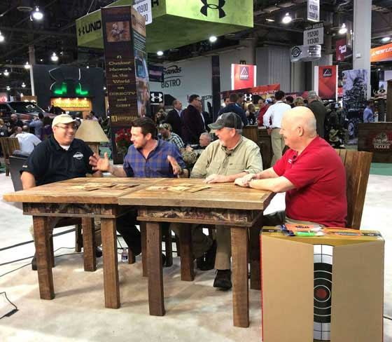 American Airgunner Round Table