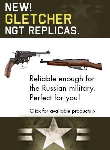 Gletcher guns