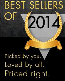 2014 best sellers