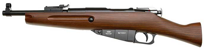 Mosin Nagant CO2 BB gun